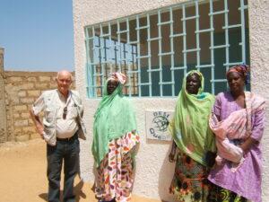 Projet Salle d'alphabétisation - KMS, Fandène, Sénégal6